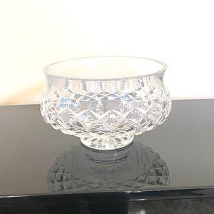 Beautiful Crystal Bowl Chic Decor